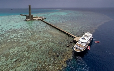 Scuba Diving cruise Sudan
