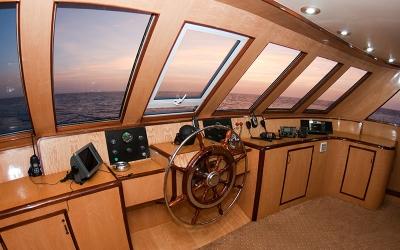 Captains bridge Andromeda