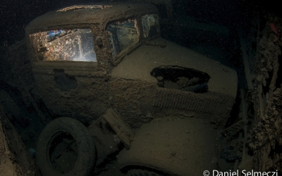 Red Sea wreck Thistelgorm