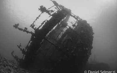 Red sea wreck Umbria