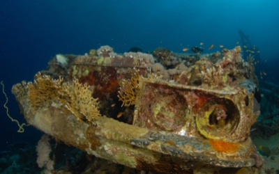 Red Sea Sudan wreck