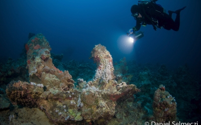 Sudan underwater