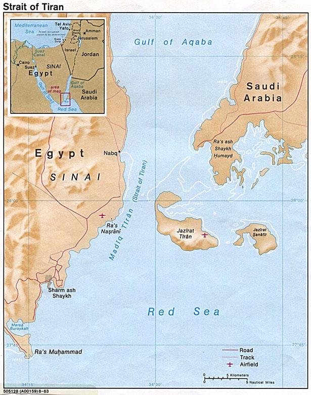 Tiran Islands
