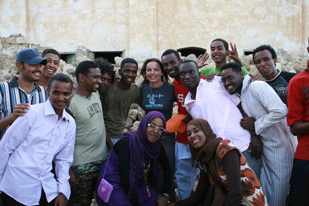 Exploring Sudan