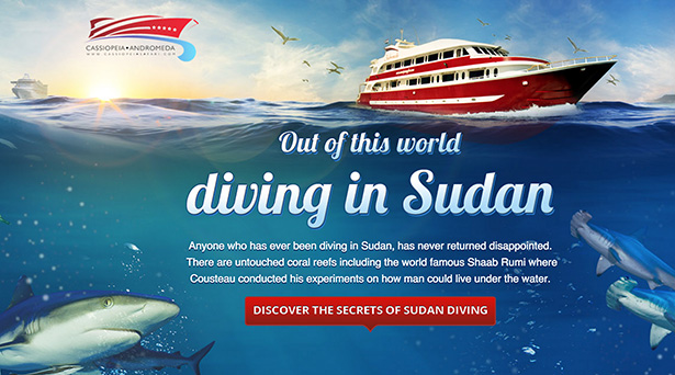 Take a luxury liveaboard with us and explore the most interesting dive sites of the Red Sea.