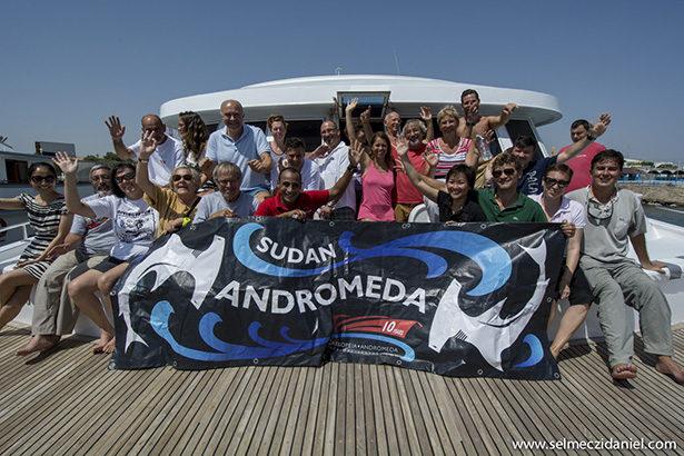 Group photo Andromeda