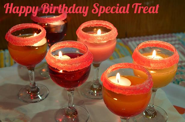 Happy Birthday Special Treat