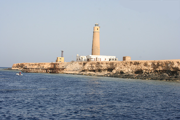Big Brother  lighthouse miracle Red Sea