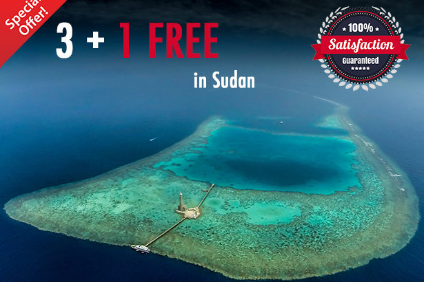 Diving cruise Sudan promo