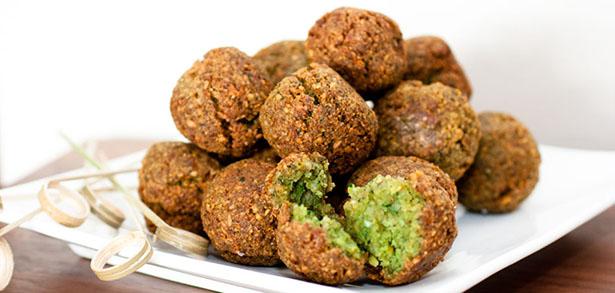 Falafel egyptian kitchen