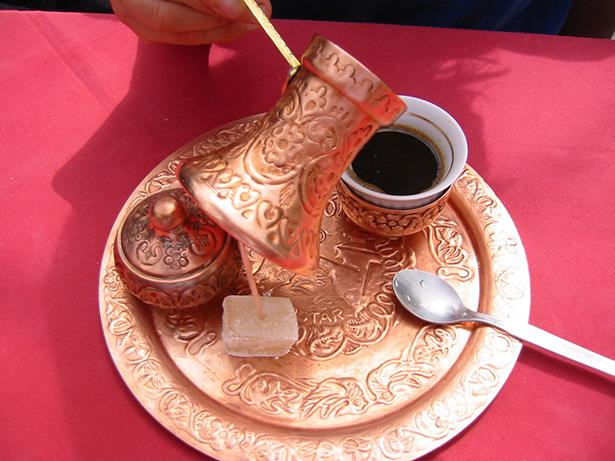 turkish coffee in Egypt