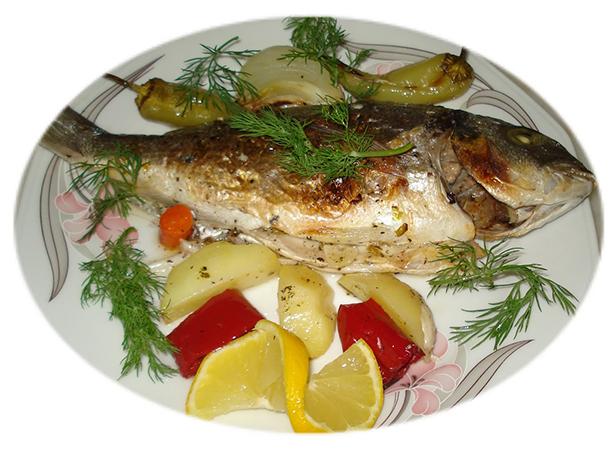 Fish - egyptian recipes
