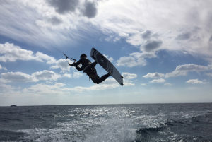 Kiteboard Red Sea