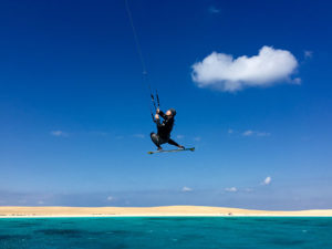 Kiteboard Red Sea