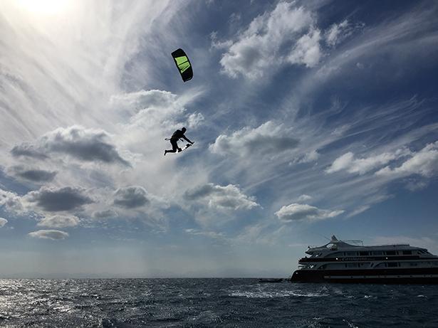 Kitesurf egypt hurghada