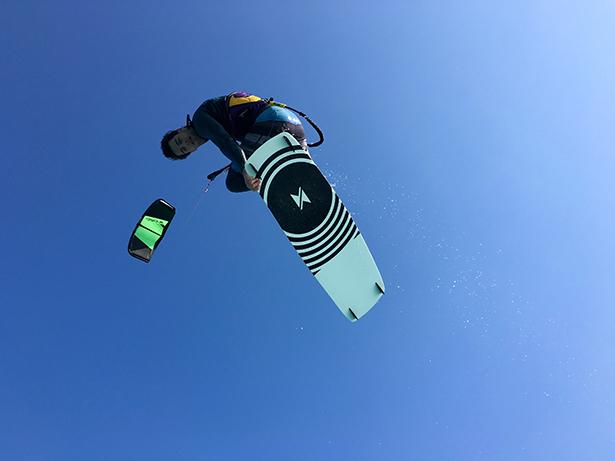 Kitesurf best spot