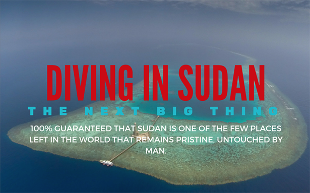 Interesting facts about diving in Sudan