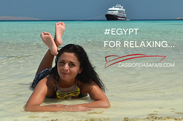 Diving holiday in Egypt
