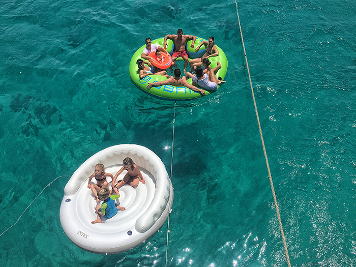 Summer family holiday Red Sea